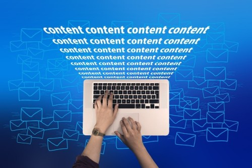 CONTENT WRITING - A MATCH MADE WITH TECHNOLOGY